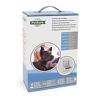 Puerta de aluminio para perros grandes STAYWELL