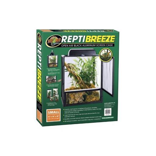 Terrarios de malla para reptiles REPTIBREEZE