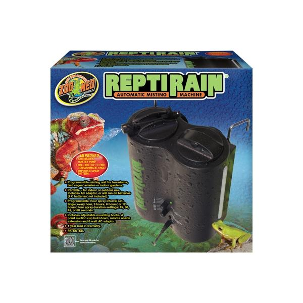Sistema de lluvia artificial REPTI RAIN