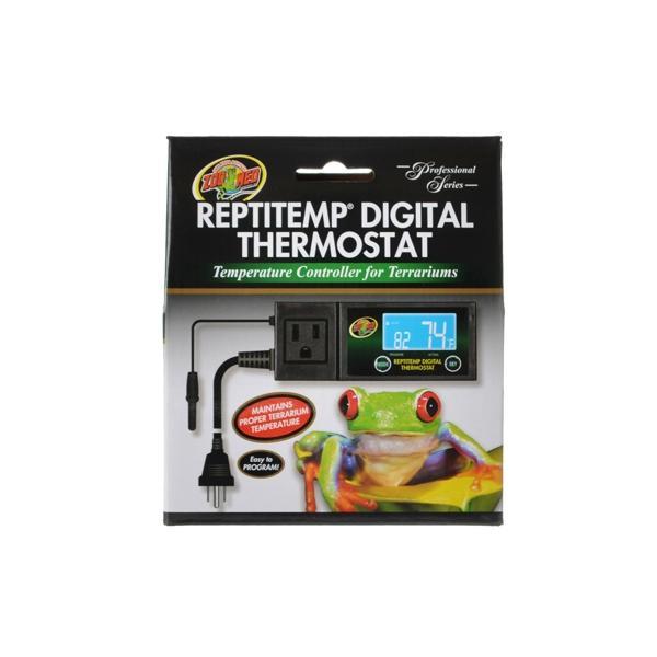 Controlador de temperatura digital para terrarios REPTITEMP