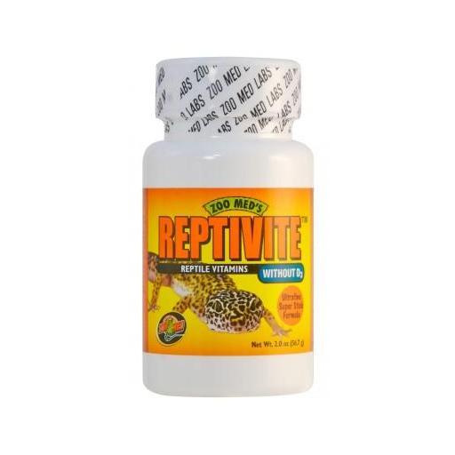 Suplemento vitamínico para reptiles REPTIVITE 57gr