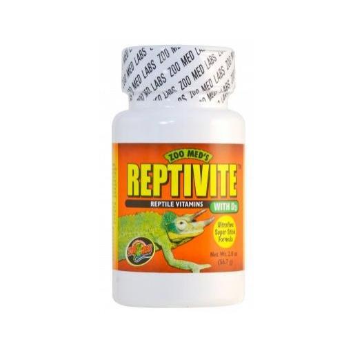Suplemento vitamínico para reptiles REPTIVITE 57gr [1]
