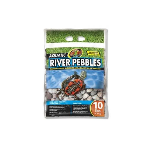 Bolos de rio pequeños ideal para habitats de tortugas RIVER PEBBLES