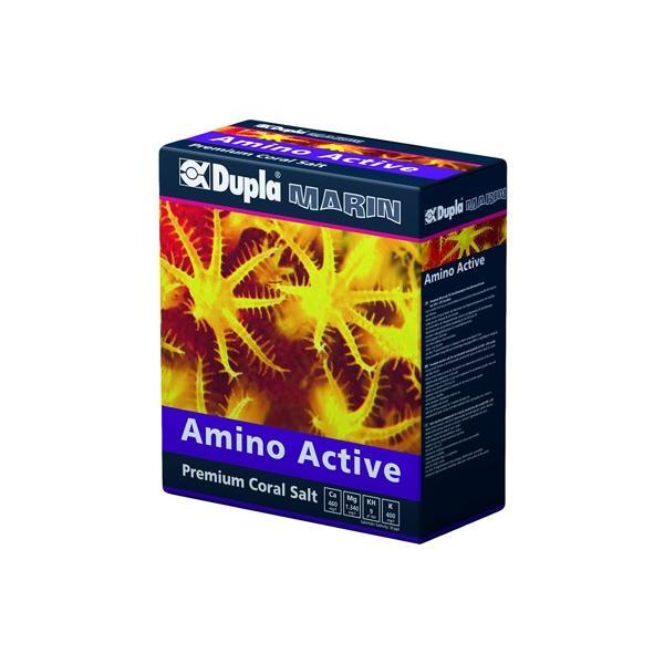 Sal marina enriquecida en aminoacidos AMINO ACTIVE