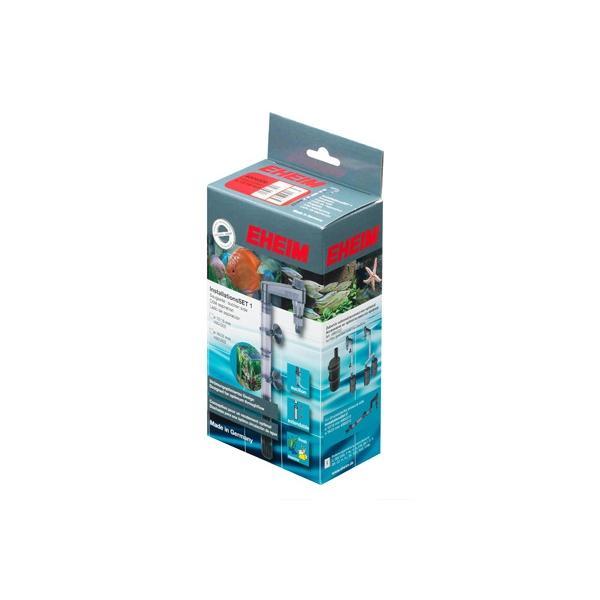 Set de tubos para aspiración y salida de filtros exteriores en acuarios