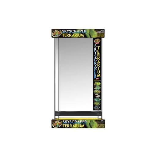 Terrario de cristal con altura extra SKYSCRAPER [0]