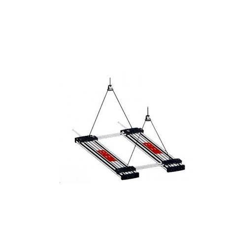 Sistema para la suspensión de dos pantallas POWER LED de EHEIM