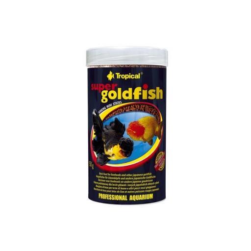 Alimento en sticks para peces japoneses SUPER GOLDFISH 250ml