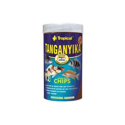 Alimento en chips para peces del lago TANGANYIKA [0]