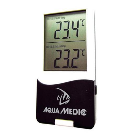 Termómetro dual para acuarios AQUAMEDIC T-Meter Twin