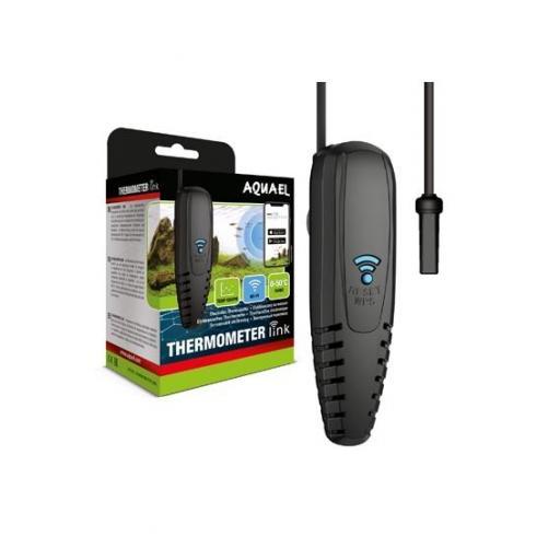 Termometro con conexión wifi para acuarios AQUAEL