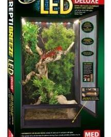 Accesorios para reptiles y terrarios