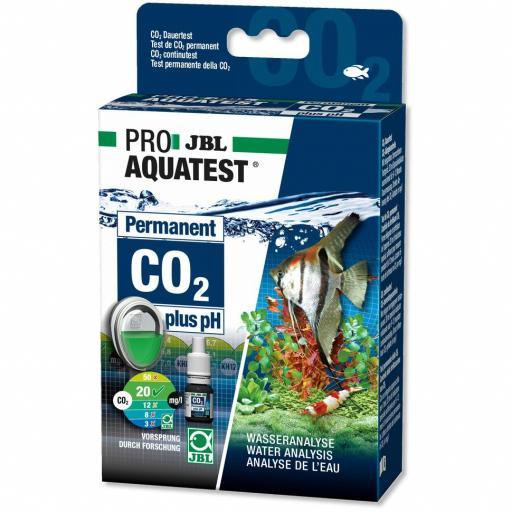 Test permanente para acuarios de agua dulce JBL PROAQUA TEST CO2 PH PERMANENT