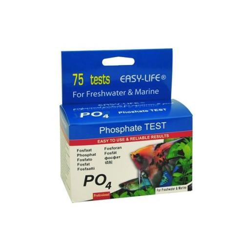 Test de fosfato para acuarios tropicales y marinos [0]