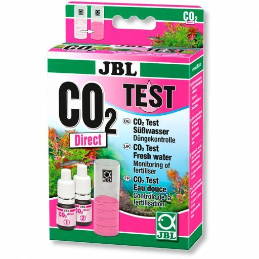 Test rápido de Co2 para acuarios de agua dulce JBL PROAQUA TEST CO2 DIRECT