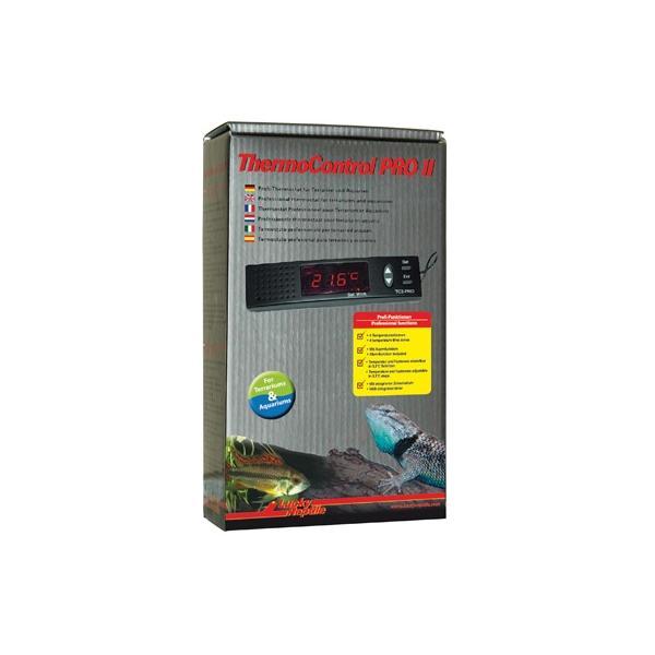 Controlador de temperatura y humedad para terrarios THERMOCONTROL II PRO