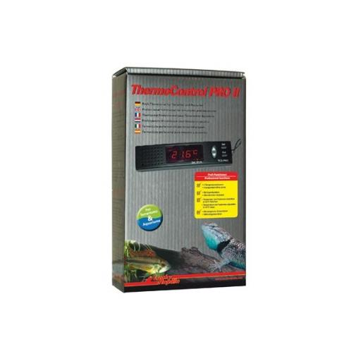 Controlador de temperatura y humedad para terrarios THERMOCONTROL II PRO [0]
