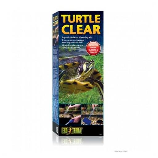 Kit de limpieza para tortugueras TURTLE CLEAN