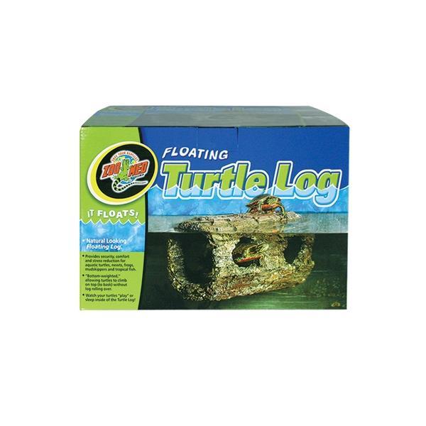 Tronco flotante para tortugas de agua FLOATING TURTLE LOG