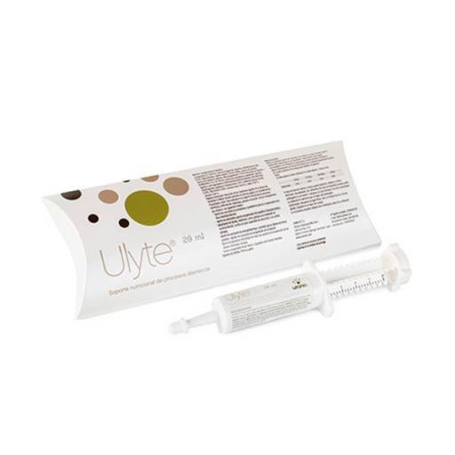 Suplemento nutricional para la salud del tracto digestivo ULYTE en gel