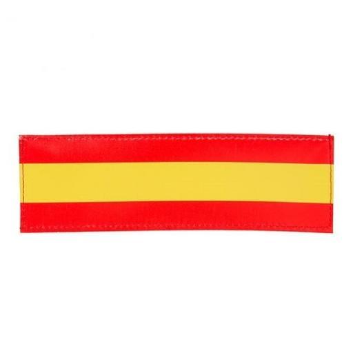 Velcro con la bandera de España para los arneses JULIUS K9