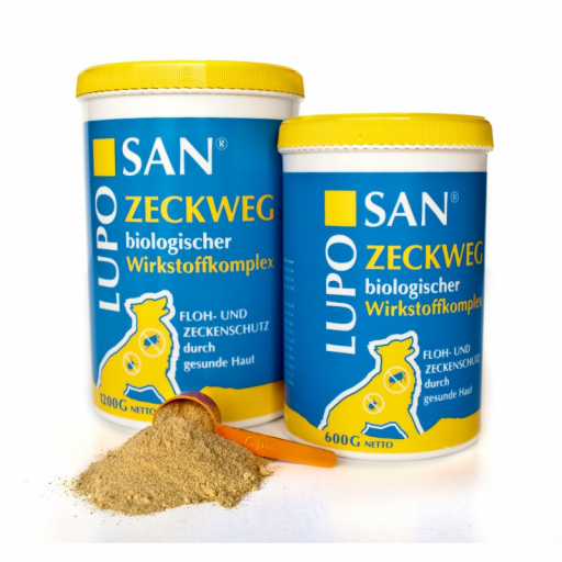 Repelente natural contra pulgas y garrapatas en perros ZECWEG