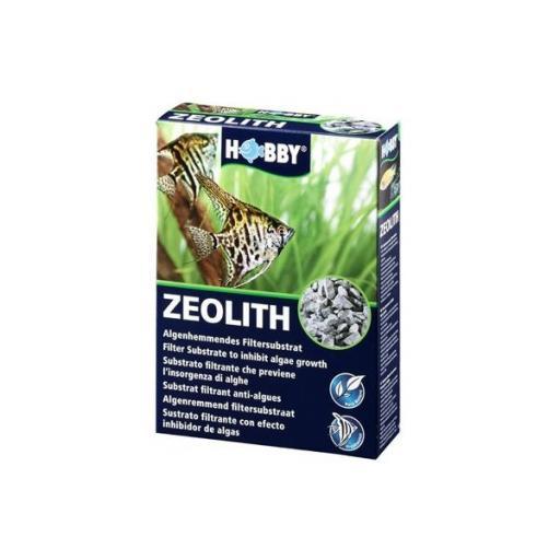 Zeolita filtrante ideal para la eliminación de algas