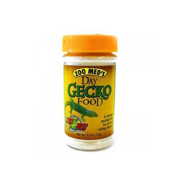 Alimento para geckos frugívoros DAY GECKO 71gr