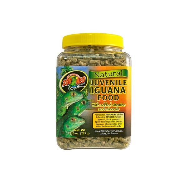 Alimento completo para iguanas jovenes ZOOMED 283gr