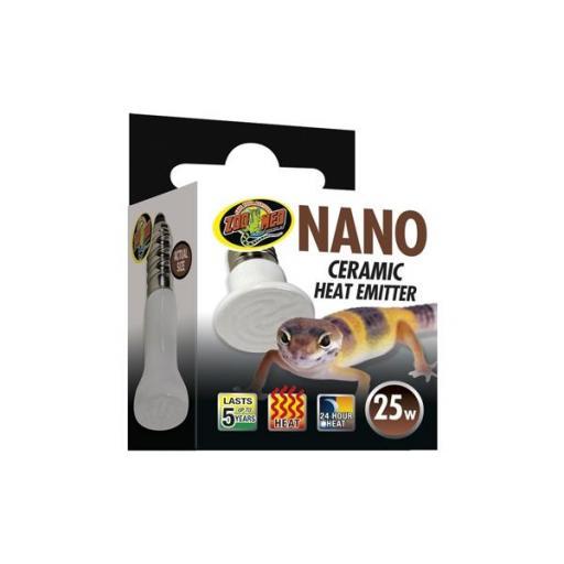 Emisor cerámico de calor para nano terrarios CERAMIC NANO HEAT EMITTER [0]