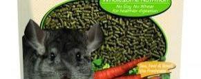 Snacks y comida para chinchillas