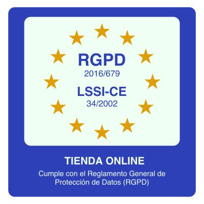 Pack Adaptación RGPD y LSSI-CE