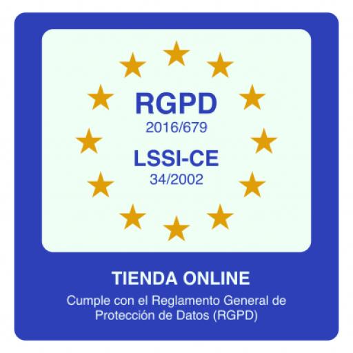 Pack Adaptación RGPD y LSSI-CE [0]