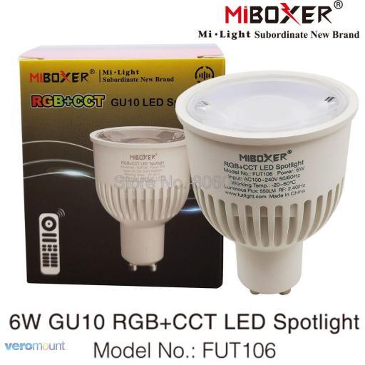 Bombilla GU10 RGB+CCT milight-miboxer [3]
