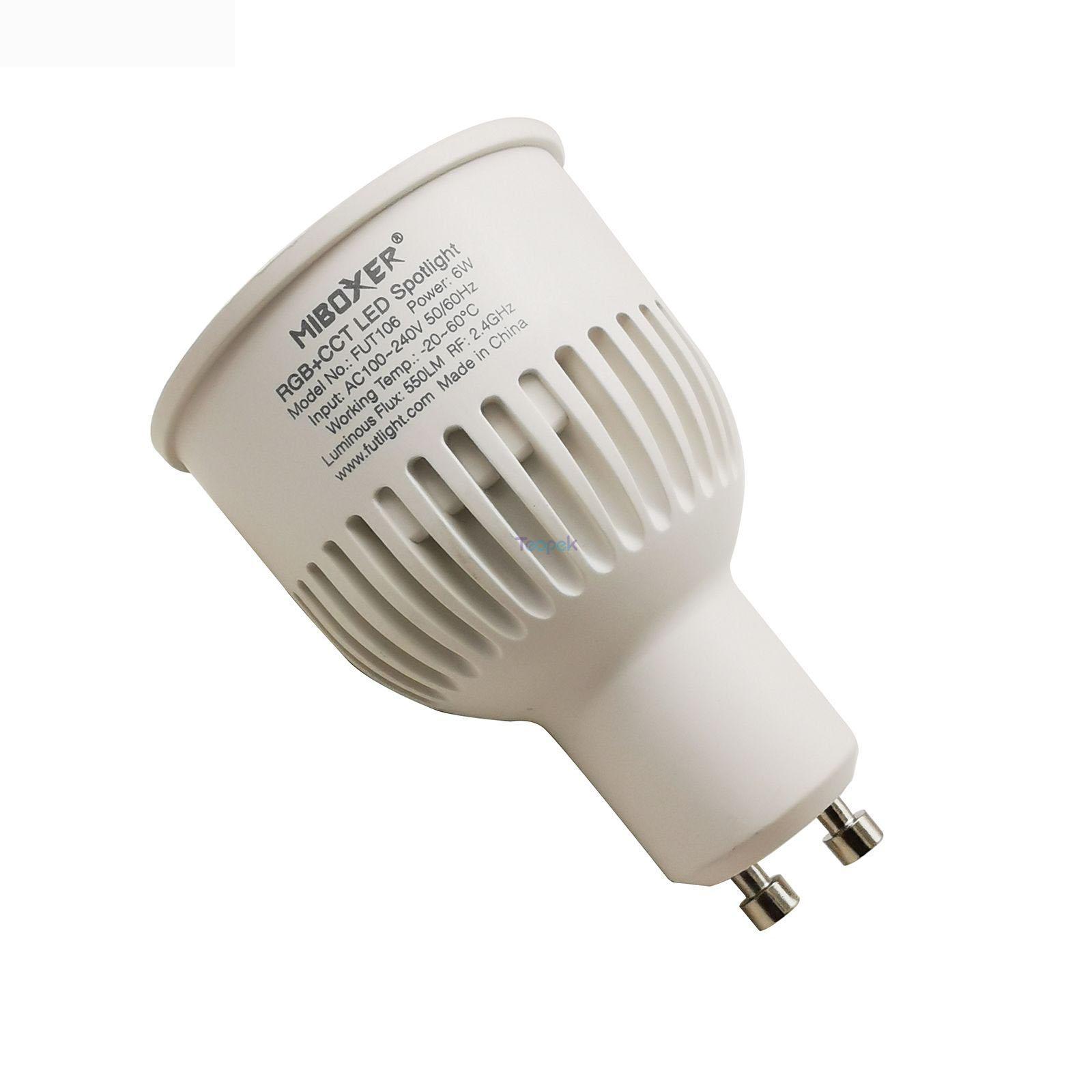 Bombilla GU10 RGB+CCT milight-miboxer