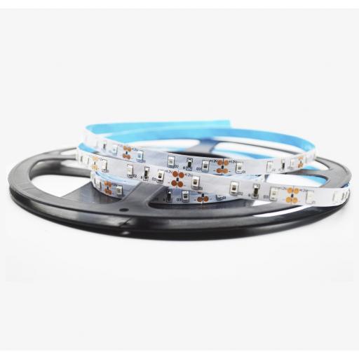 Cinta LED flexible de ultravioleta-A de 360nm. 60 SMD LED/Metro,