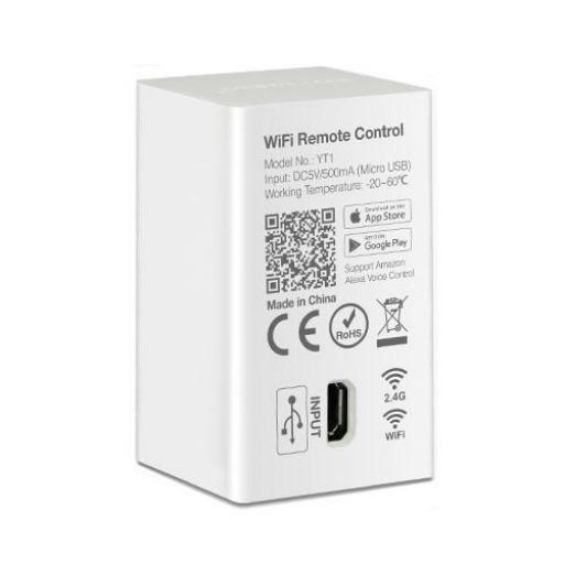 Control Remoto Alexa-Mi-light 2.4Ghz RF. WiFi