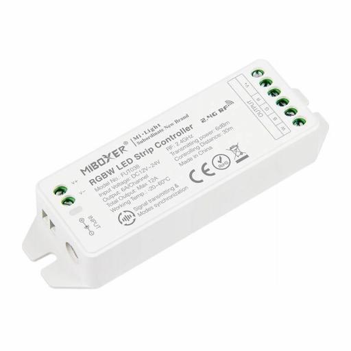 Nuevo V2.0 RGBW Controlador de tiras LED