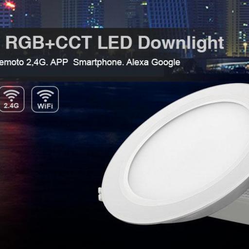 12W Downlight RGB+CCT [1]