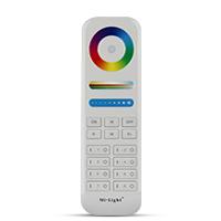Mi-light control remoto  8 zonas RGB+CCT
