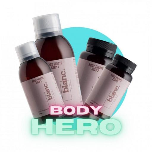 PACK BODY HERO BLANC SULEMENTS