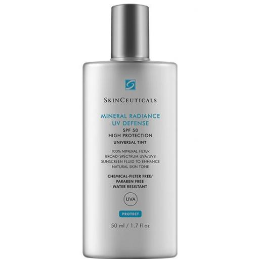 SKINCEUTICALS  MINERAL RADIANCE UV DEFENSE SPF 50 - 50 ML.