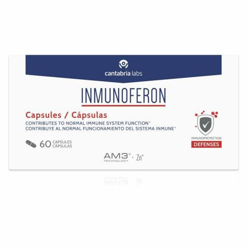 Inmunoferon 60 Cápsulas