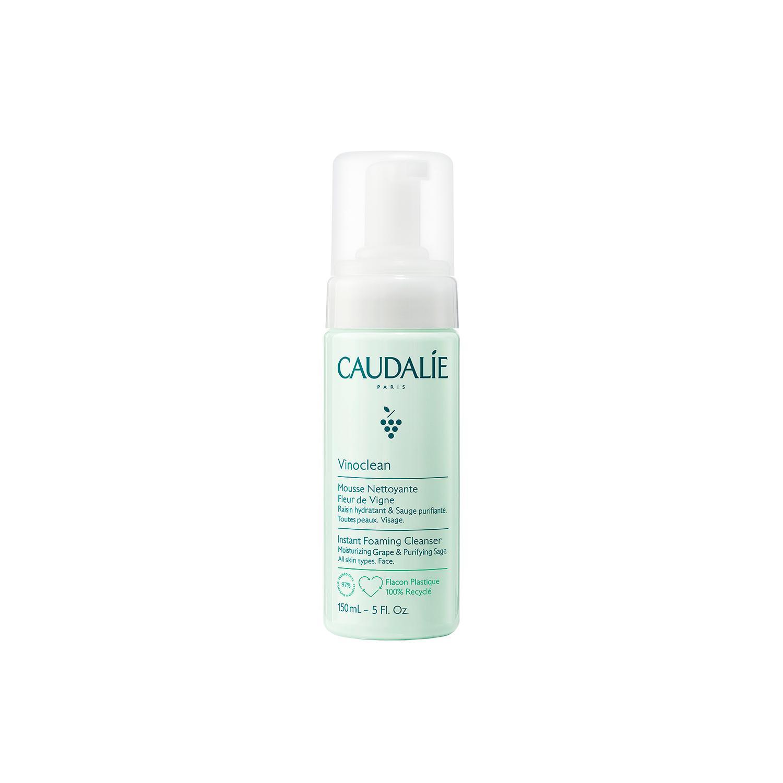 ESPUMA DESMAQUILLANTE VINOCLEAN CAUDALIE 150 ml