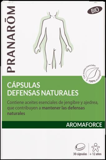 AROMAFORCE DEFENSAS NATURALES  30 CAPSULAS PRANAROM