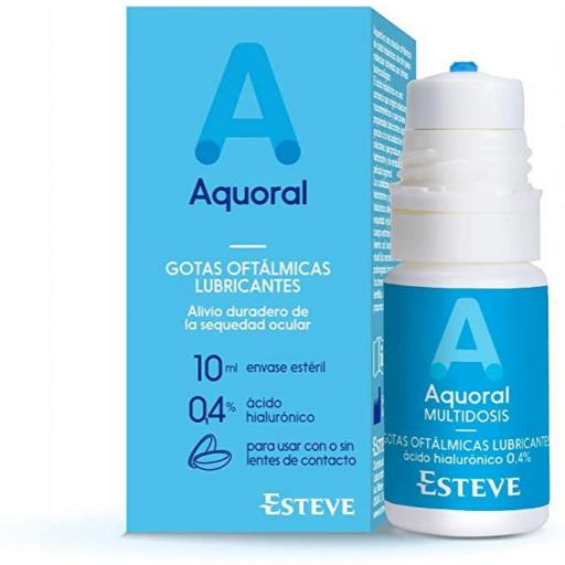 AQUORAL COLIRIO 10ML