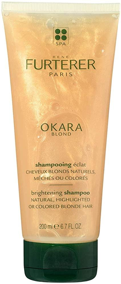 OKARA BLOND CHAMPU BRILLO 200ML