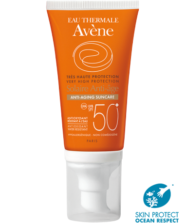 Avène Fotoprotector Antiage SPF50