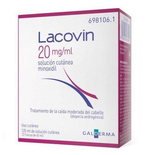 Lacovin 2% 4 botes