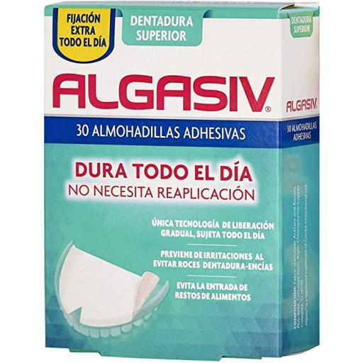 ALGASIV AMOHADILLA SUPERIOR 30 UNIDADES